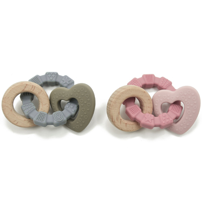 Stimulating Gums CPC Non Toxic Teething Toys For Small Babies